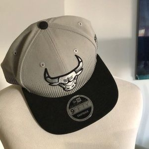 NEW. 9FIFTY CHICAGO BULL CAP HAT